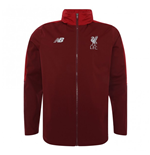 2018-2019 Liverpool Precision Rain Jacket (Wine Red) - Kids