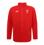 2018-2019 Liverpool Precision Rain Jacket (Red) - Kids
