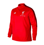 2018-2019 Liverpool Elite Half Zip Training Softshell (Red)
