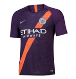 2018-2019 Man City Nike Vapor Third Match Shirt