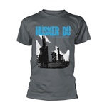 Husker Du T-shirt Dont Want Me To Know If You Are Lonely (CHARCOAL)