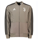 2018-2019 Juventus Adidas Woven Presentation Jacket (Clay)