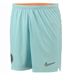 2018-2019 Chelsea Third Nike Football Shorts (Blue)