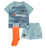 2018-2019 Chelsea Third Nike Little Boys Mini Kit