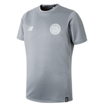 2018-2019 Celtic Training Jersey (Grey) - Kids