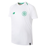 2018-2019 Celtic Pre-Match Training Jersey (White) - Kids