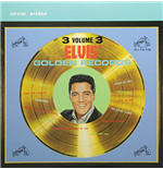 Vynil Elvis Presley - Elvis Golden Records Vol. 3