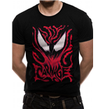 Marvel Comics - Venom Carnage - Unisex T-shirt Black