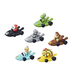 Nintendo Board Game Monopoly Gamer Mario Kart Edition Figure Pack Display (24) *German Version*