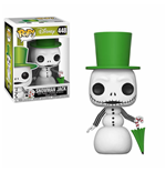 Nightmare before Christmas POP! Movies Vinyl Figure Snowman Jack 9 cm