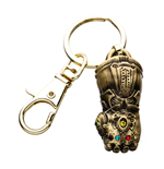 Avengers Infinity War Metal Keychain 3D Inifinty Gauntlet