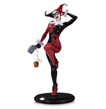 DC Comics Cover Girls Statue Harley Quinn by Joelle Jones 28 cm