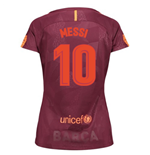2017-18 Barcelona Third Women Shirt (Messi 10)