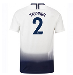 2018-2019 Tottenham Home Nike Football Shirt (Trippier 2)