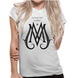 Crimes Of Grindelwald - Ministry Deco Logo - Women Fitted T-shirt White