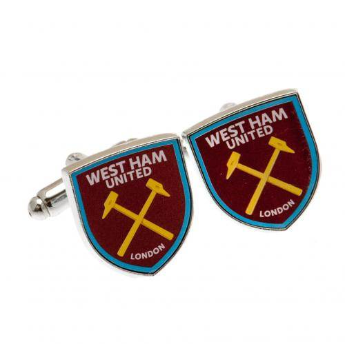 West Ham United F.C. Cufflinks