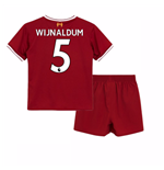 2017-18 Liverpool Home Baby Kit (Wijnaldum 5)