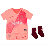 2018-2019 Barcelona Third Nike Baby Kit