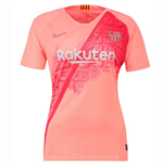 2018-2019 Barcelona Third Nike Ladies Shirt