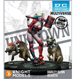Batman/DC Universe Miniature Game 2nd Edition Miniatures Harley Quinn Rebirth *English Version*