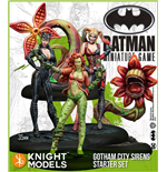 Batman Miniature Game 2nd Edition Starter Set Gotham City Sirens *English Version*