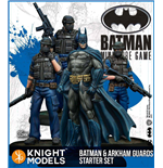Batman Miniature Game 2nd Edition Starter Set Batman *English Version*