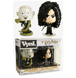 Harry Potter VYNL Vinyl Figures 2-Pack Bellatrix & Voldemort 10 cm