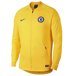 2018-2019 Chelsea Nike Anthem Jacket (Yellow)