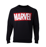 Marvel - Chenille Box Logo Men's Sweater