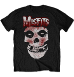 Misfits Men's Tee: Blood Drip Skull (Retail Pack)