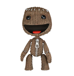 Little Big Planet - Happy Sackboy - Action Figure - 7 Inch