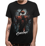 Marvel Now - Carnage Pose - Unisex T-shirt Black