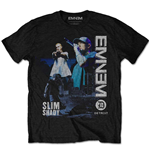 Eminem Men's Tee: Detroit