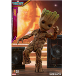 Guardians of the Galaxy Vol. 2 Life-asterpiece Actionfigur Groot Slim Version 26 cm