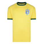 Score Draw Brazil 1982 World Cup Final shirt