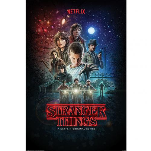 Stranger Things Poster 163