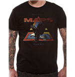 30 Seconds To Mars - Walk On Water Vintage - Unisex T-shirt Black