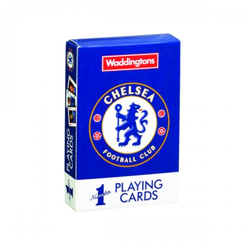 Chelsea F.C. Playing Cards