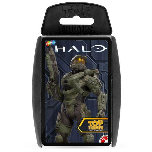 Halo Top Trumps