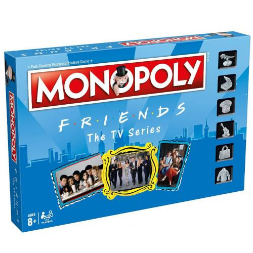 Friends Edition Monopoly
