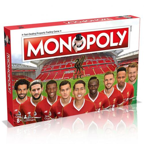 Liverpool F.C. Edition Monopoly
