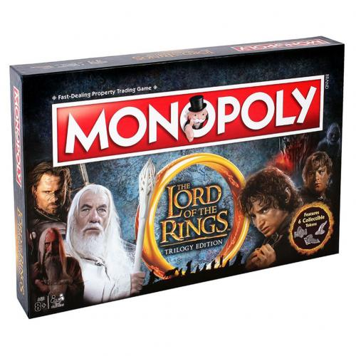 The Lord of the Rings Edition Monopoly