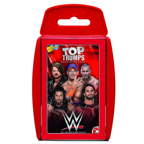 WWE Top Trumps