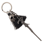 Harry Potter Metal Keychain Voldemort Wand