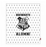 Harry Potter Fleece Blanket Hogwarts Alumni 125 x 150 cm