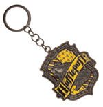 Harry Potter Metal Keychain Hufflepuff House