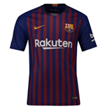 2018-2019 Barcelona Vapor Match Home Nike Shirt