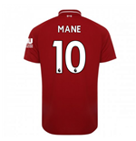2018-2019 Liverpool Home Football Shirt (Mane 10) - Kids