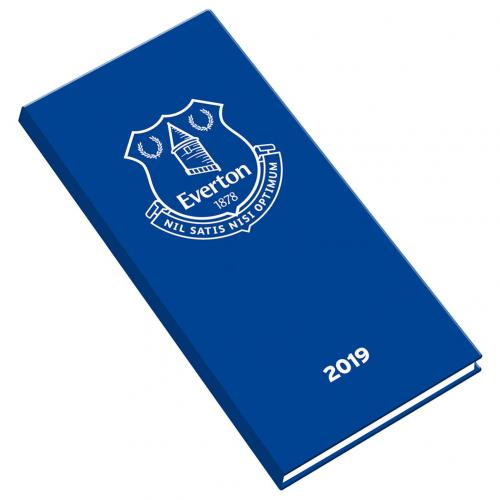 Everton F.C. Pocket Diary 2019