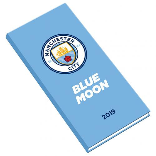 Manchester City F.C. Pocket Diary 2019